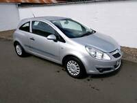 Vauxhall Corsa life years mot low miles cheap insurance