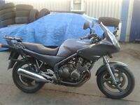 Yamaha xj 600 diversion 1994