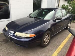 Engine knocking on alero, buy a brand new engine or a used car?