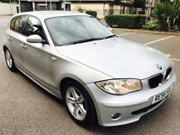 BMW 120d SE,2005,PETROL,F.S.HISTRY,JUST SERVICED