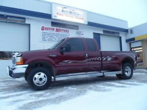 2000 Ford F-350 XLT DUALLY 7.3L POWERSTROKE