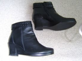 Brand new unique Lady's ankle boots