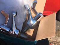 "Brand new Astra bath pillars 3/4"""