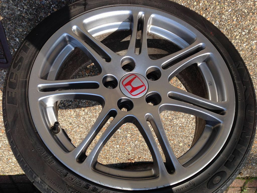 Honda Civic Type R Alloy Wheels | 2017/2018 Honda Reviews