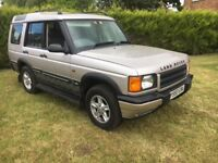 landrover td5 automatic 7 seater