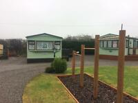 Static caravan holiday home Cumbria Lake District