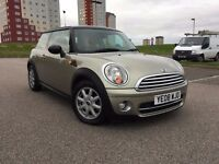 2008 RARE*DIESEL*1.6 MINI ONE-FULL LEATHER ALCANTARA INTERIOR-UP TO 65 MPG-6 SPEED GEARBOX-SPOT ON