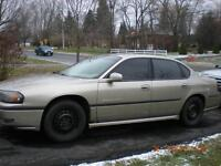 2002 Chevrolet Impala - AS IS