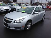 2014 Chevrolet Cruze 1LT CAMERA REMOTE START LOW KMS