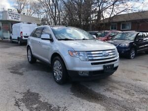 2009 Ford Edge PNORAMIC SUNROOF, LEATHER ,