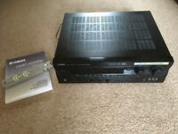 Yamaha DSP-A595a AV Amplifier for home cinema surround sound