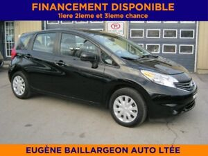 2014 Nissan Versa Note SV AUTOMATIQUE