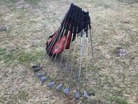 Ping Eye 2 golf irons 3 to SW