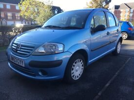 2004 Citroen C3 HDi Desire, Full Service History, Hpi Clear. £20 Tax /Year, Drives Excellently
