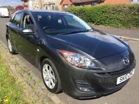 2010 MAZDA 3 TS2 1.6 DIESEL, ONLY £30 ROAD TAX