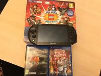 PS Vita Slim Lego pack (new condition)
