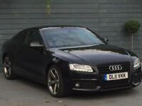 Audi A5 black edition 2.0 Petrol automatic HPI clear