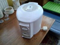 """TEFAL"" FRYER (UNUSED & TESTED) TIMER £15 OR NEAREST OFFER. NO TEXTS PLEASE."