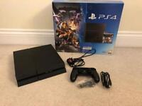 PlayStation 4 500GB (retail packaging - excluding game)