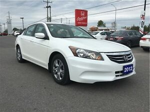 2012 Honda Accord Sedan SE 5sp at