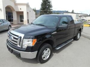 2011 Ford F-150 XLT SUPERCAB 6.5-FT.