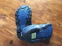Clarks Lights toddler shoes (size5G) - like new!