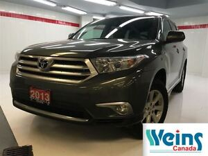 2013 Toyota Highlander 4WDr(3.5L 6Cyl) *accident free*