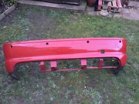 Bmw e46 coupe/cabrio genuine rear bumper M sport in good condition