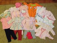Girls 6 to 9 Month clothes