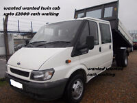 wantedWANTED ford transit pickup wanted cash waiting PICK UP WANTED