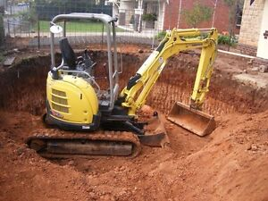 Dial A Digger - Earthmoving & Trenching Contractors St Peters Norwood Area Preview