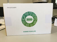 Portable Power RAVPower 16750mAh Power Bank External Battery Pack with 4.5A Output and iSmart
