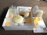 Medela electric breast pump, tommee tippee bottles, Nuk bottels