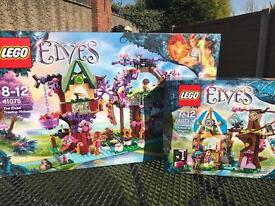 LEGO Elves Playsets: 2 items