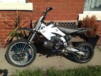 Lifan 140cc pit bike crf70