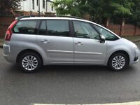 2008 Citroen Grand C4 Picasso 1.6 HDi 16v VTR+ 5dr Diesel 7 Seater Quick Sale