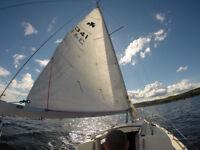 CARIBEE, sailing boat (21feets)