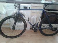 joe waugh single speed bike good condition rides great absolute bargain