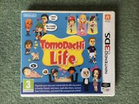 Tomodachi Life Nintendo 3DS/2DS game