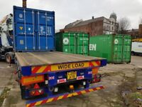 CONTAINER STORAGE ABBEYDALE AREA 40FT HIGH ROOF £40PW WATERTIGHT