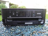 Epson Stylus SX535WD needs resetting