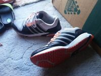 Mens Adidas Trainers UK Size 8.5
