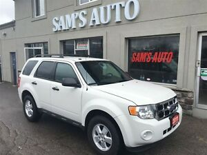 2011 Ford Escape XLT CERTIFIED & E-TESTED