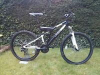 Trax Full Suspension Mountain Bike