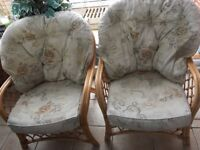 FREE Conservatory Furniture 2 seater and 2 chairs