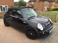 Mini convertible John Cooper Works R52
