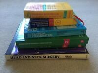 Medical and maths books