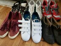 Trainers from size 8 9 10