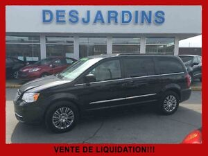 2015 Dodge Grand Caravan TOWN & COUNTRY /STOW & GO / CAMERA RECU
