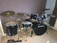 Drum kit Yamaha/Zildjian